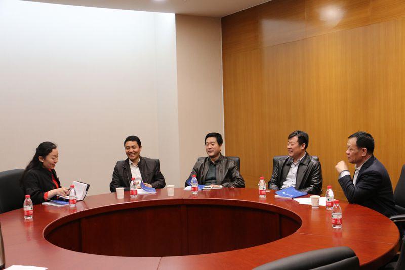 沧州、天津科技服务双平台建设启动